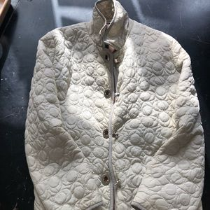 Coach women's jacket